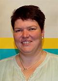 Regionalbetreuerin Christa Helmer