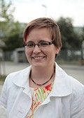 Regionalbetreuerin Hedwig Weiss