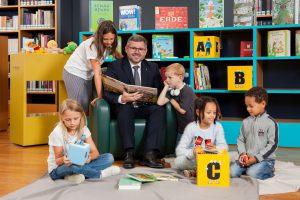(c) Treffpunkt Bibliothek_Lechner - Kinder2