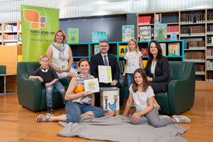 20190716_Kinder Willkommen (c) Treffpunkt Bibliothek_Lechner