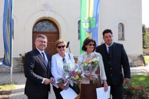20190923_Weiden an der March - Ehrenurkunden - Foto zVg