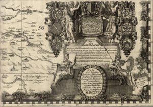 20191108_Abbildung_Niederoesterreichkarte von Georg Matthaeus Vischer