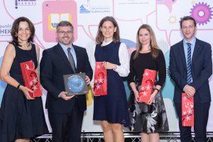 NOE Bibliotheken Award-Gruppe (c) Voglhuber
