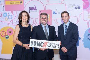 NOE Bibliotheken Award_Gruppe2 (c) Voglhuber