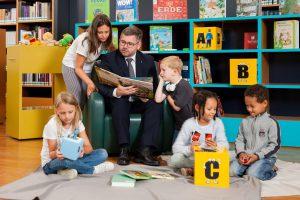 (c) Treffpunkt Bibliothek_Lechner - Kinder1