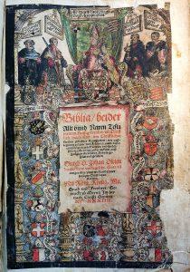 20200915_Bibel Deutsch-Lateinische Schrift